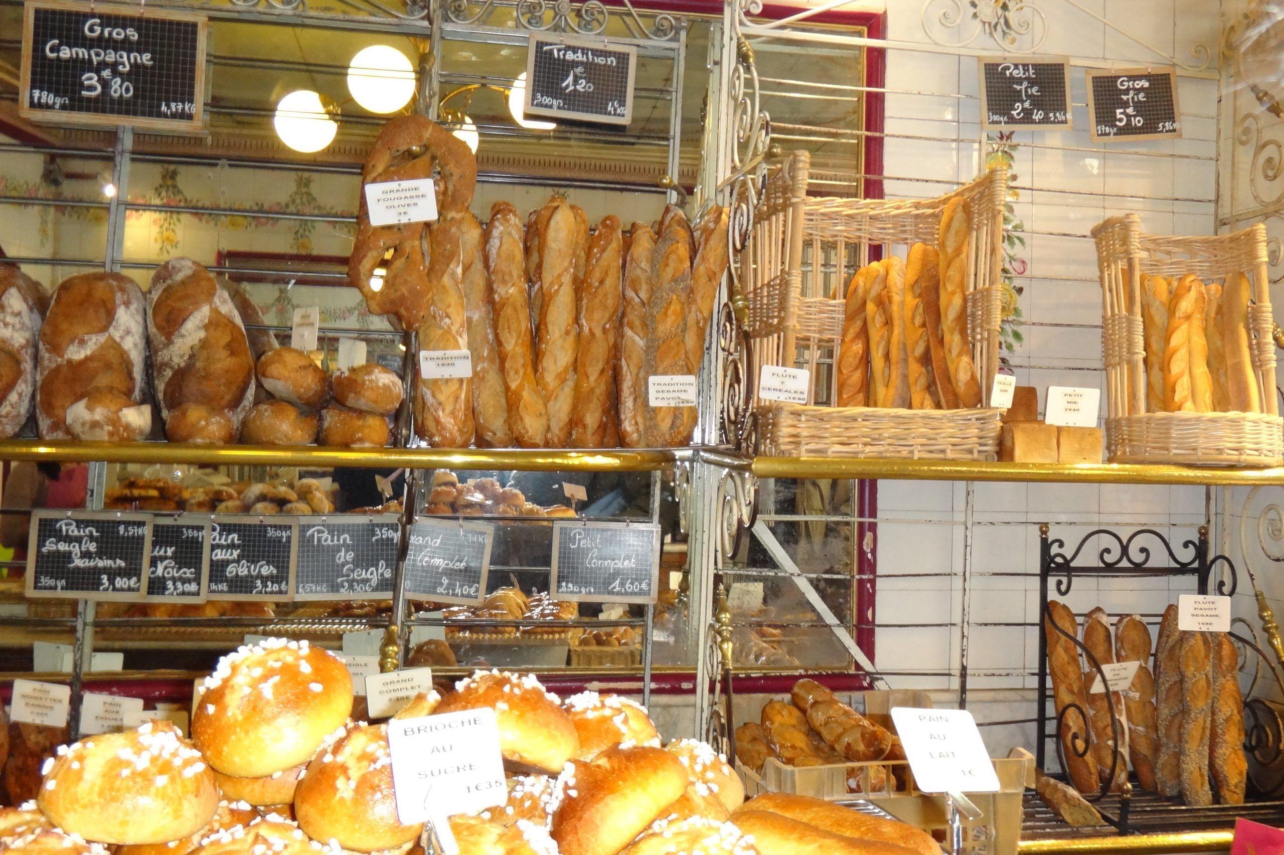 Las mejores panaderías de París