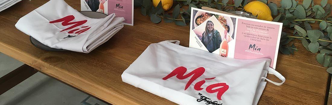 Mia by Freixenet y Marta Simonet en Cocinea