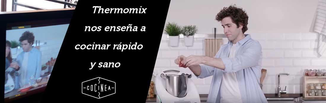 Thermomix España en Cocinea