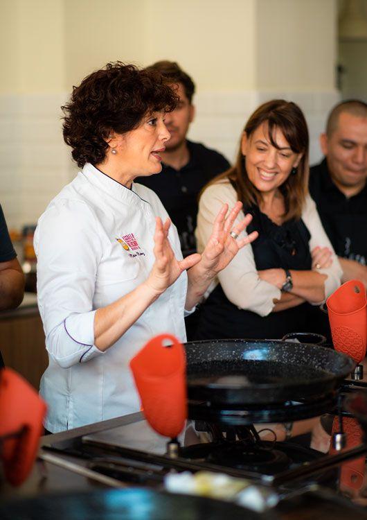 masterclass de cocina madrid