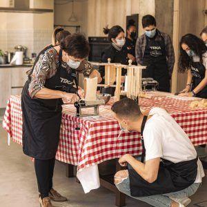 Curso de cocina italiana Madrid