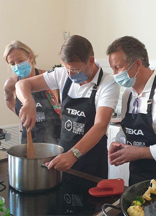 actividades team building en madrid